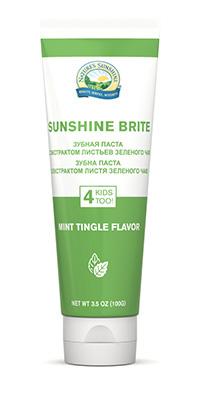 Зубная паста Саншайн брайт Sunshine Brite Toothpaste